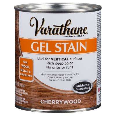 1-qt. Cherrywood Wood Interior Gel Stain (2-Pack)