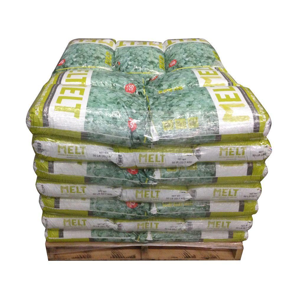 Snow Joe Melt 50 lb  Re-Sealable Bag Premium Environmentally