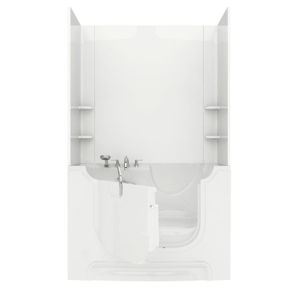 KOHLER - Walk-in Bathtubs - Bathtubs - The Home Depot