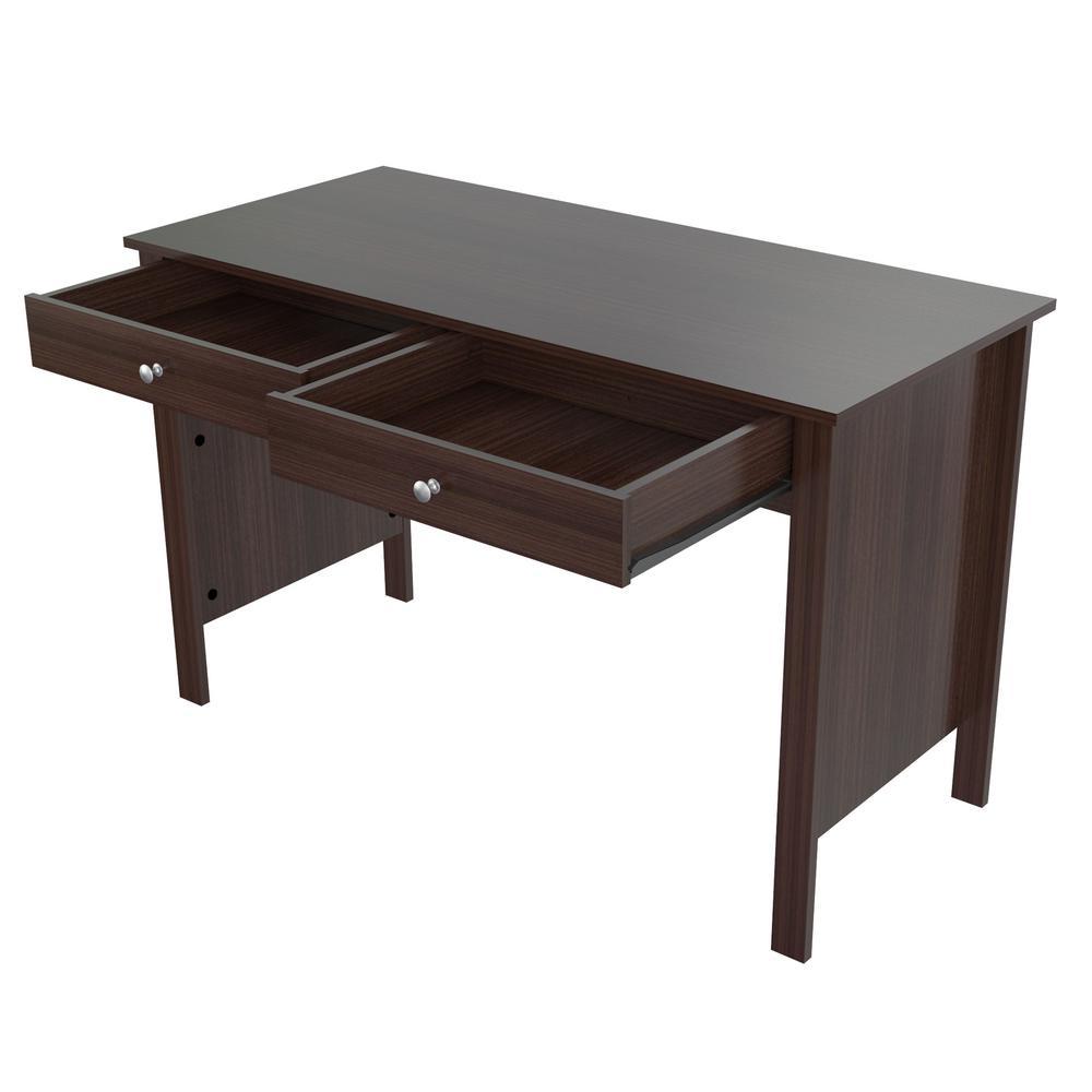 Espresso Wengue Computer Desk