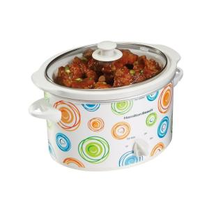 Click here to buy Hamilton Beach 3 Qt. Slow Cooker by Hamilton Beach.