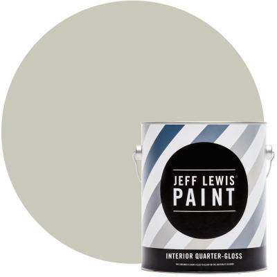 1 gal. #211 Canvas Quarter-Gloss Interior Paint