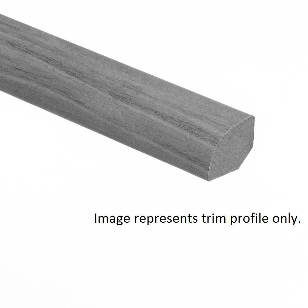 Cherry Brushed Woodside 3/4 in. Thick x 3/4 in. Wide x