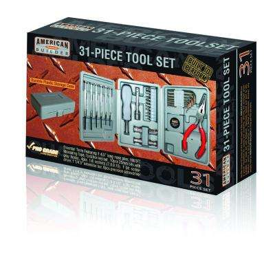 Home Owners Tools Set (31-Piece)