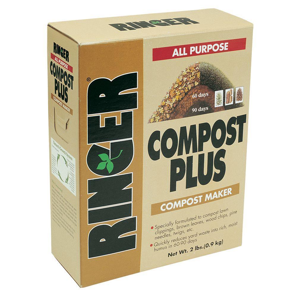 Ringer 2 lbs. Compost Plus Compost Maker