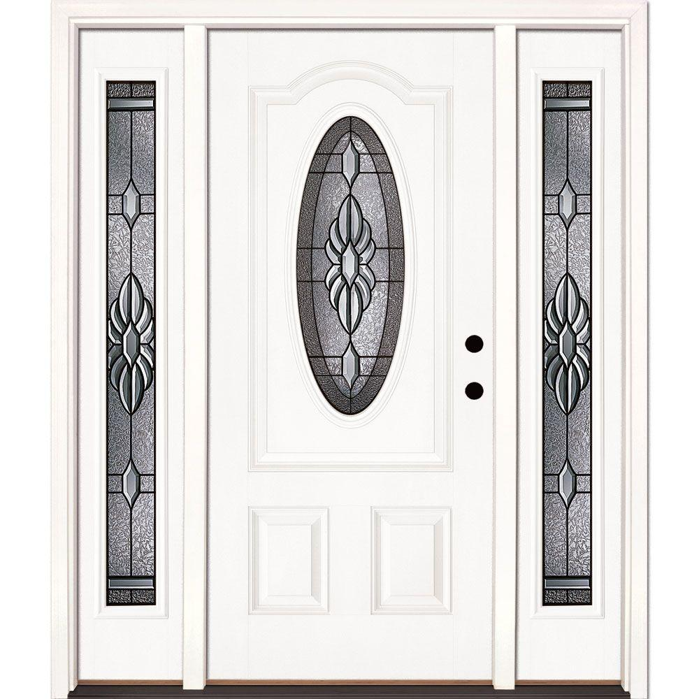 Exterior Doors For Home: Feather River Doors 63.5 In.x81.625 In. Sapphire Patina 3