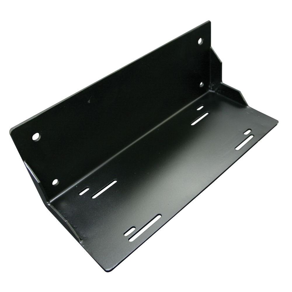 VIAIR Heavy Duty Steel Compressor Mounting Bracket-DISCONTINUED