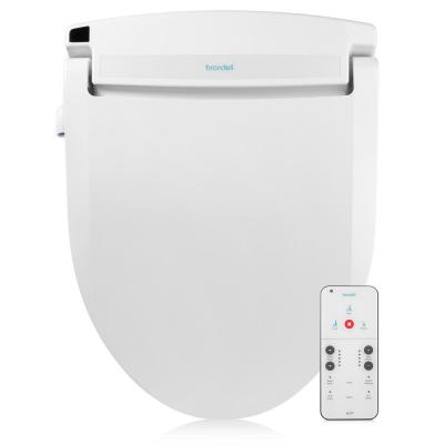 Swash Select Electric Bidet Seat for Elongated Toilets in White