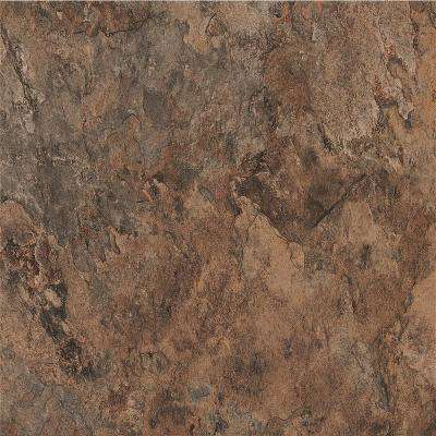 Morocco Slate 12 in. x 12 in. x .080 in. Peel and Stick Vinyl Tile (30 sq. ft. / carton)
