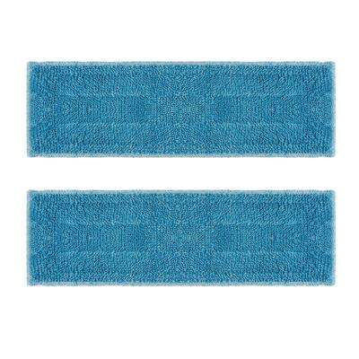 Universal Microfiber Cloths for Polti Moppy (Kit of 2)