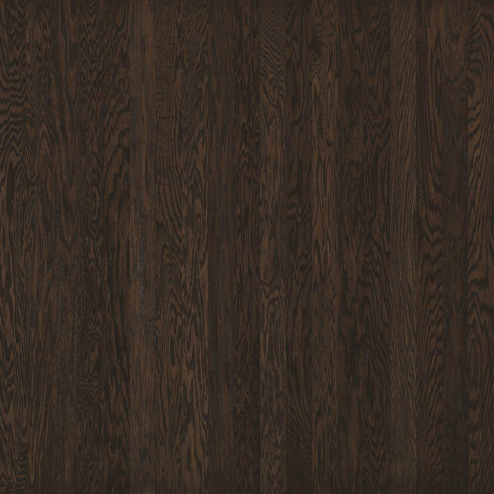 Shaw Subtle Scraped Ranch House Barnwood Oak Engineered Hardwood Flooring - 5 in. x 7 in. Take Home Sample