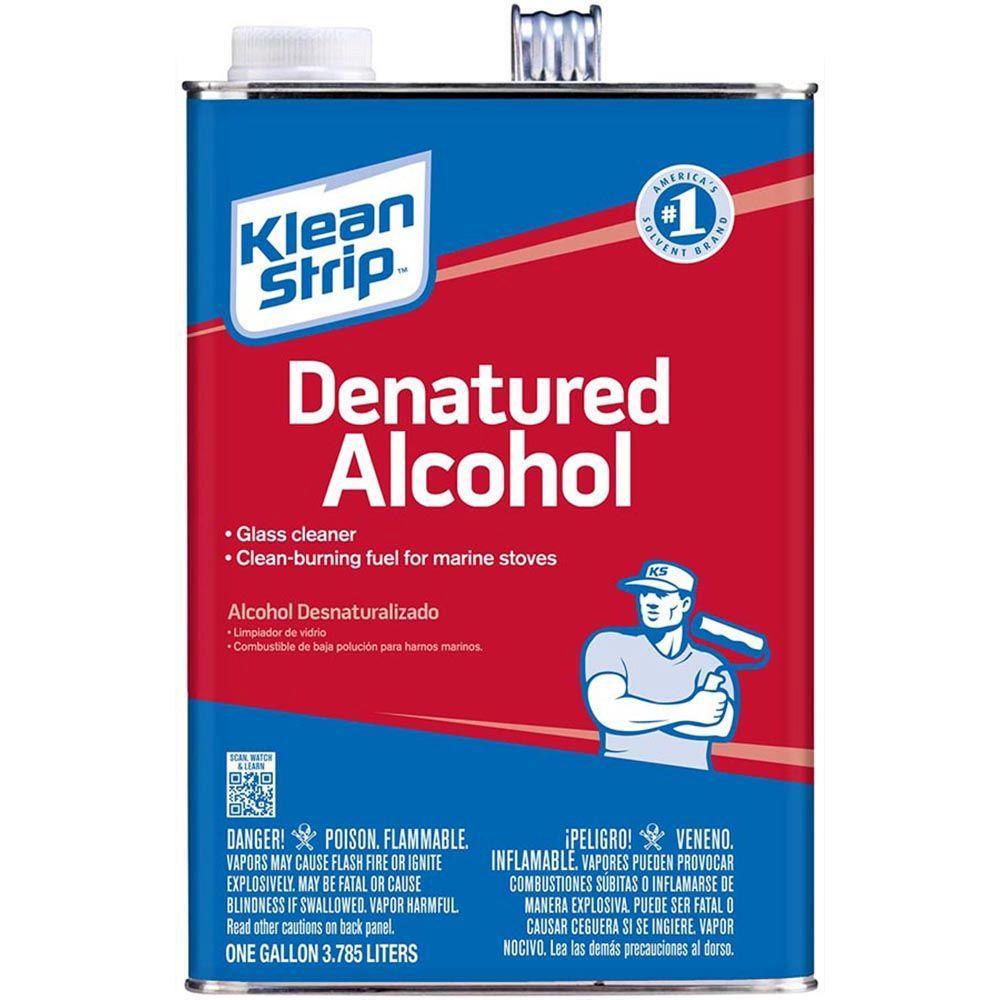 1 gal. SLX Denatured Alcohol Cleaner