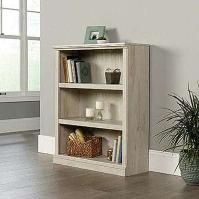Chalked Chestnut 3 Shelf Bookcase