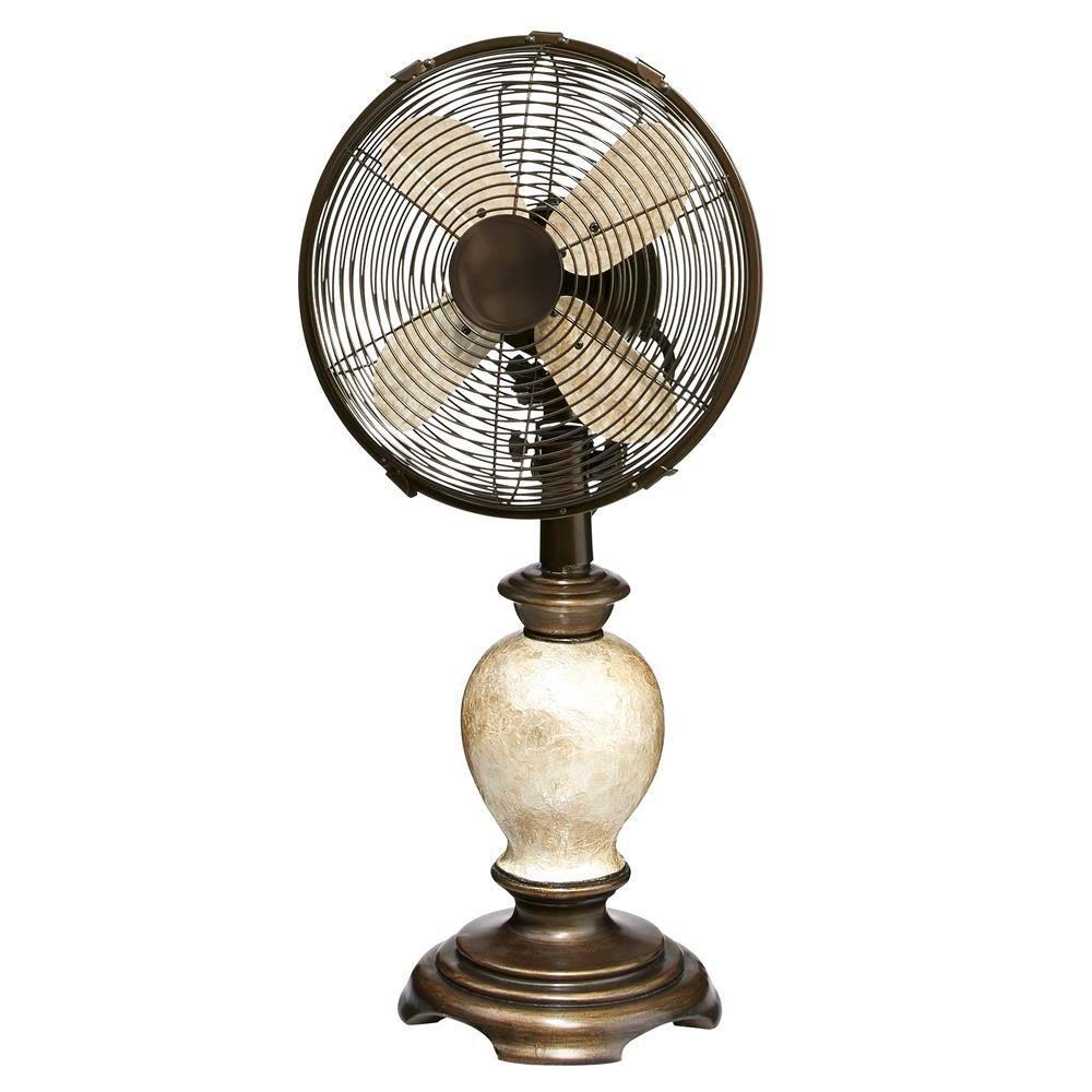 11.5 in. Embrace Table Fan