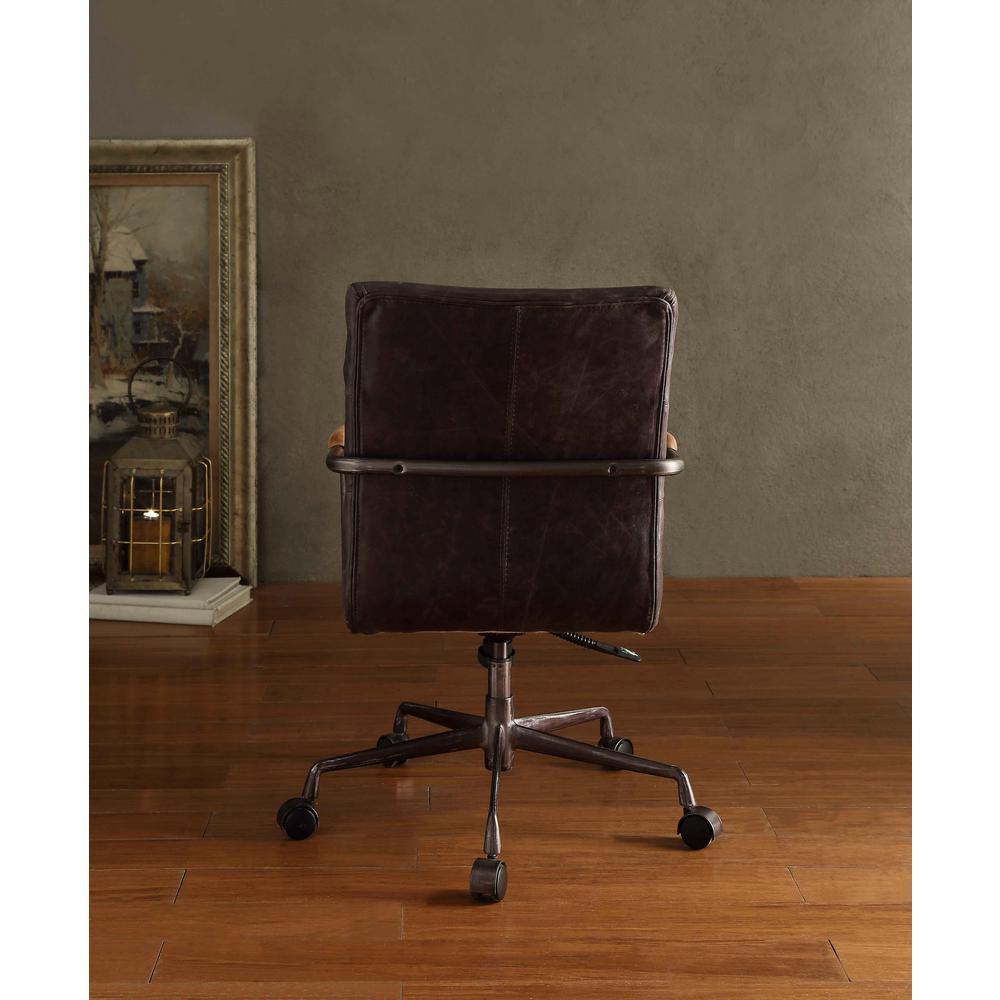 +3. ACME Furniture Harith Antique Ebony ...