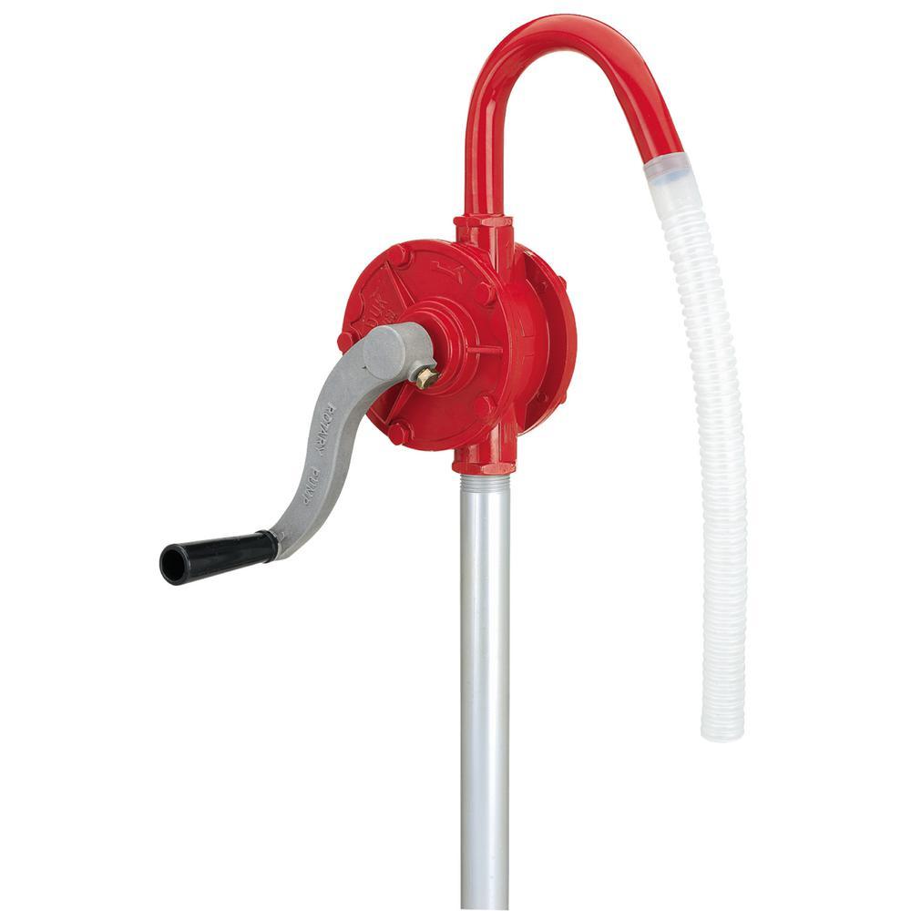 Deluxe HD Rotary Barrel Pump