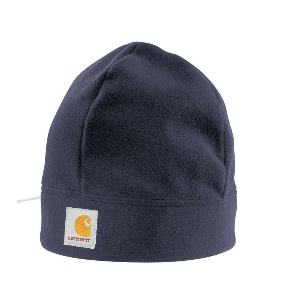 Men's OFA Navy Polyester Hat Headwear
