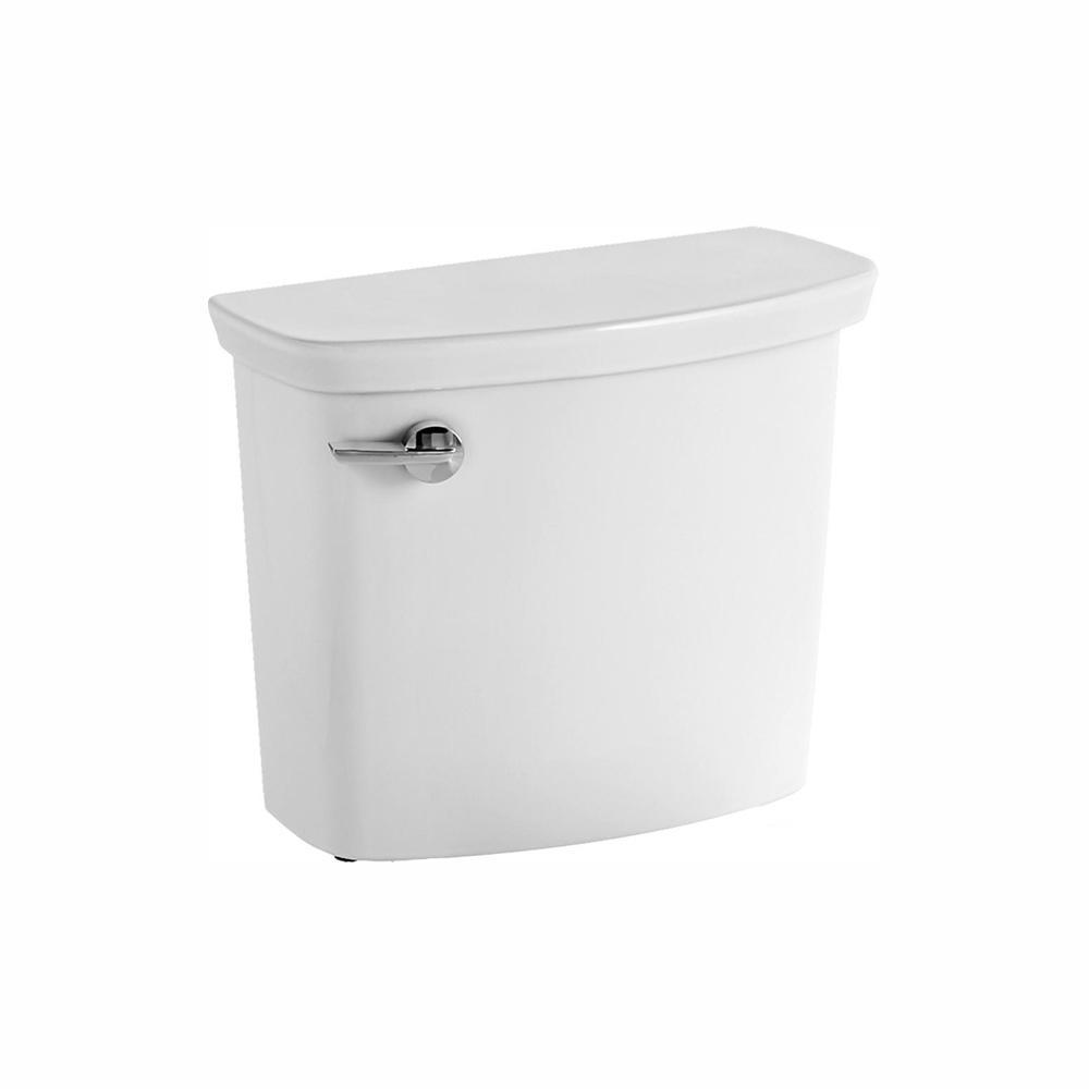 American Standard Vormax 1.28 GPF Single Flush Toilet Tank