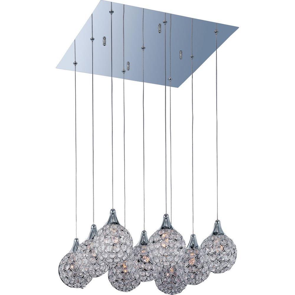 ET2 Brilliant 9-Light Pendant