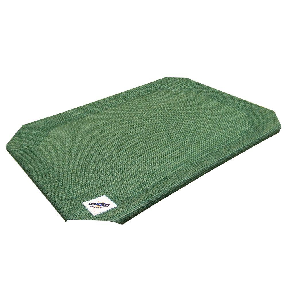 Medium Size Pet Bed Replacement Cover Brunswick Green