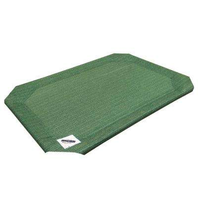 LargeSize Pet Bed Replacement Cover Brunswick Green