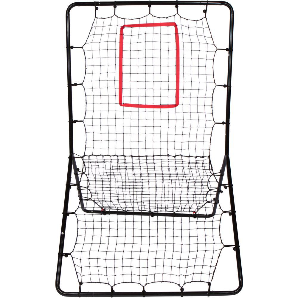 Multi-Sport 65 in. Pitch back Rebound Net Trainer