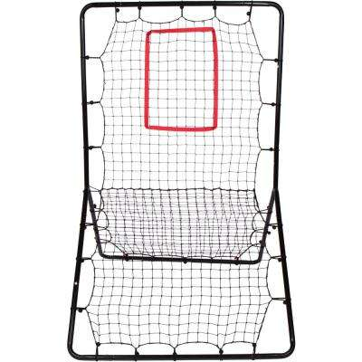 Multi-Sport 65 in. Pitch back Rebound Net Trainer