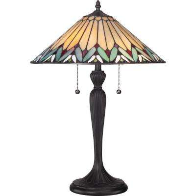 Pearson 23 in. Vintage Bronze Table Lamp