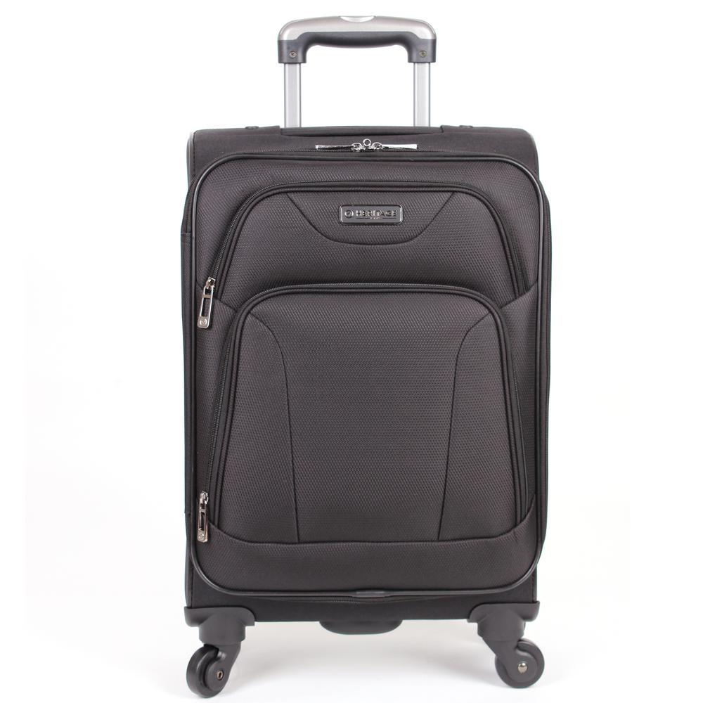 """Wicker Park"" Collection Lightweight Durable Softside 600D Polyester"
