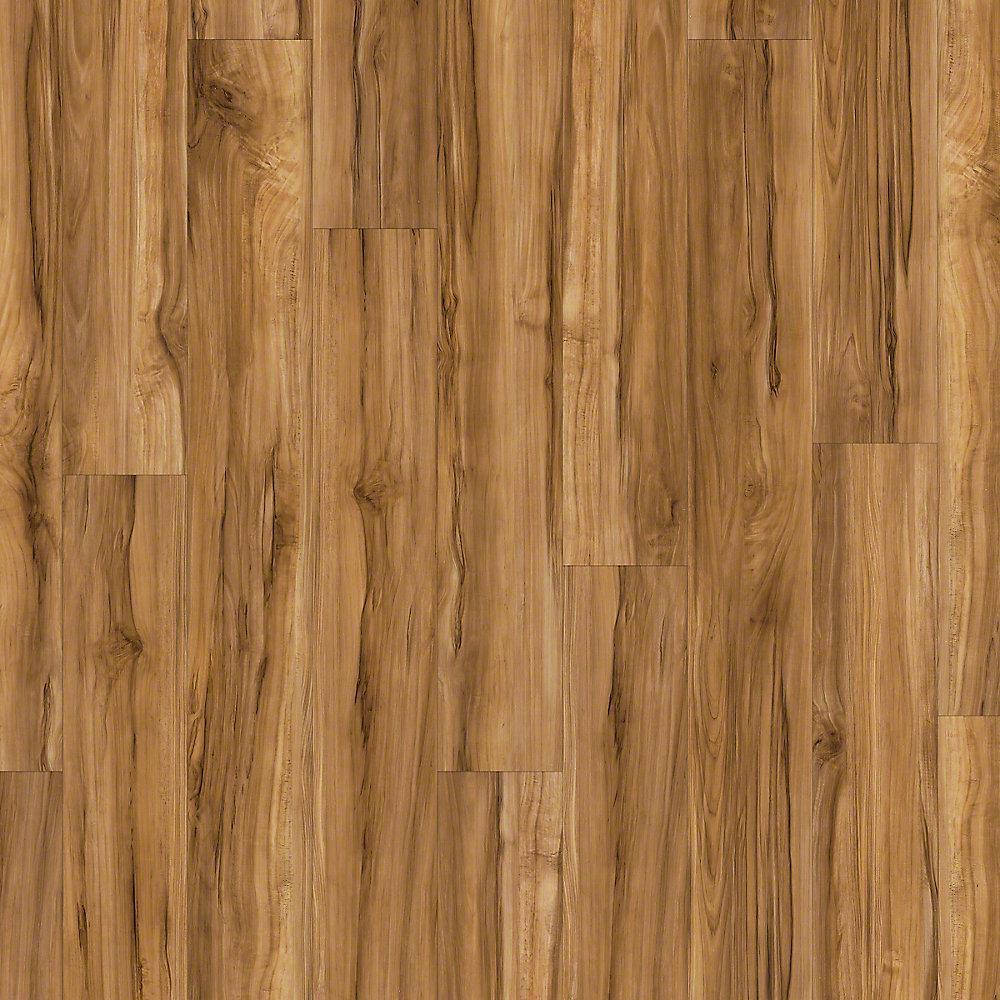 Austin 6 in. x 48 in. Dallas Resilient Vinyl Plank Flooring