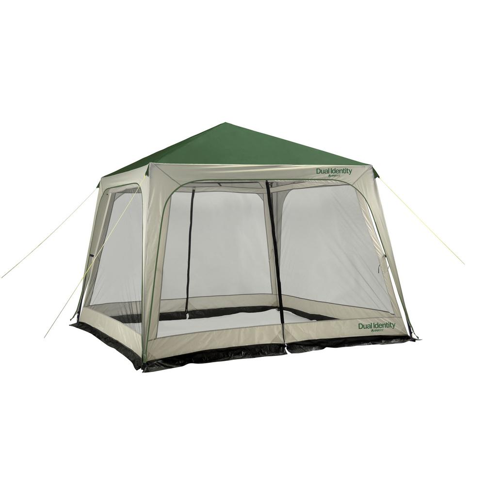 GigaTent Dual Identity 12 Ft X 360 Screen House Canopy SHT009