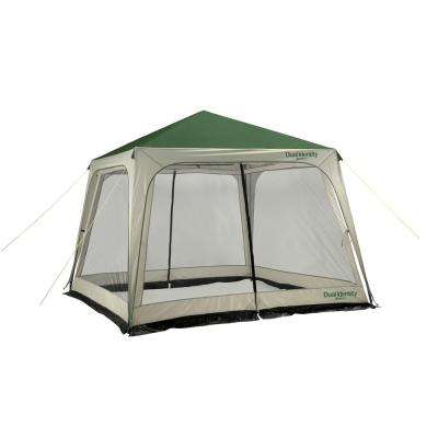 Dual Identity 12 ft. X 12 ft. 360° Screen house / Canopy