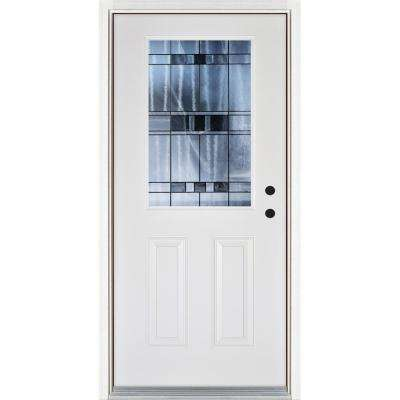 Single Door Finished Energy Star Front Doors Exterior Doors