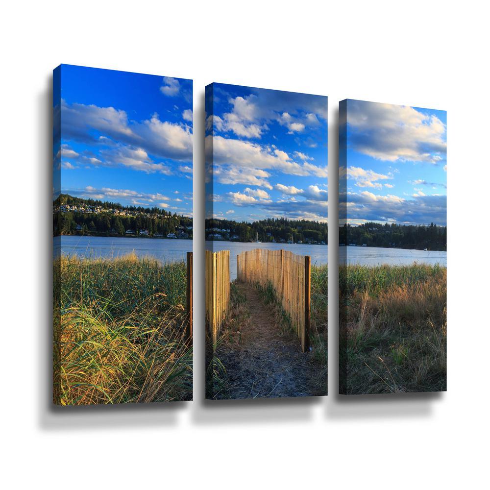 Artwall Pulls At My Soul By Eunika Rogers Framed Wall Art 5rog006b3248w The Home Depot