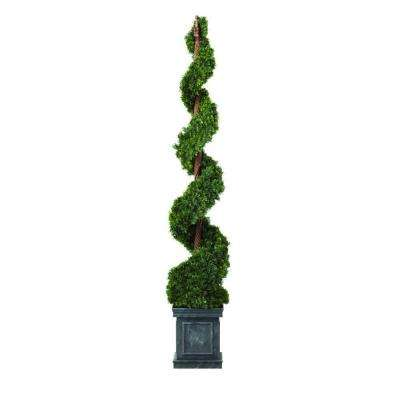5 ft. Juniper Slim Spiral Artificial Tree