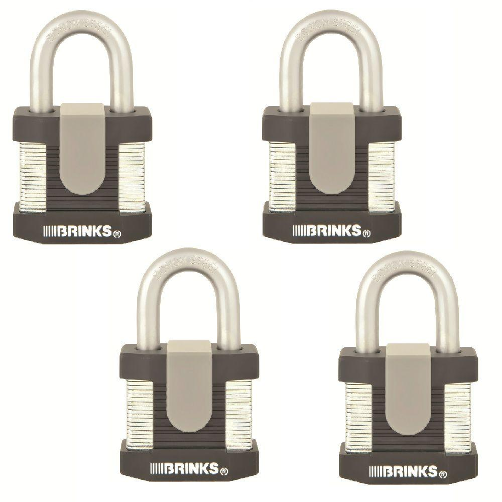 Upc 039208984980 padlocks brinks home security padlocks for Brinks home security