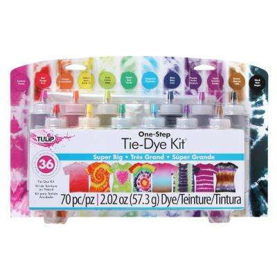 One-Step Tie Dye Super Big Kit