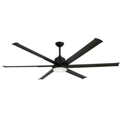 Titan 72 in. Indoor/Outdoor Oil-Rubbed Bronze Ceiling Fan and Light