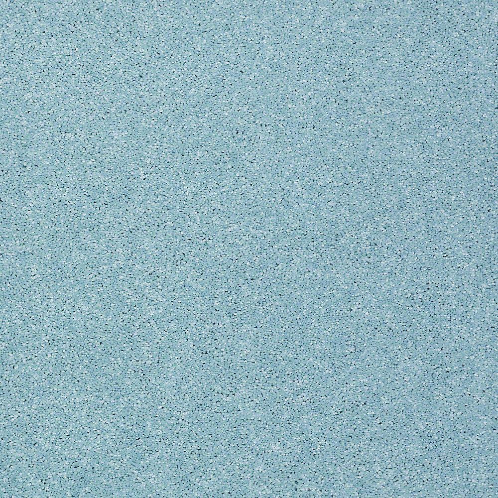 Carpet Sample - Joyful Whimsey - In Color Ocean Spray 8