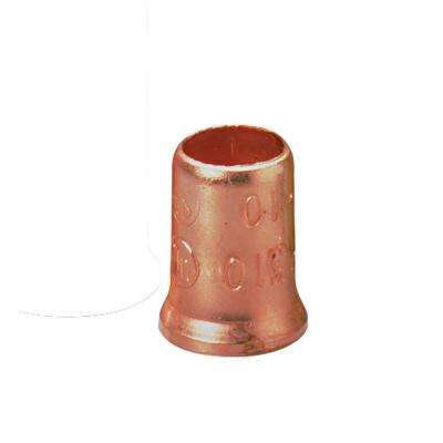 18 - 10 AWG Copper Crimp Connectors (100-Pack)