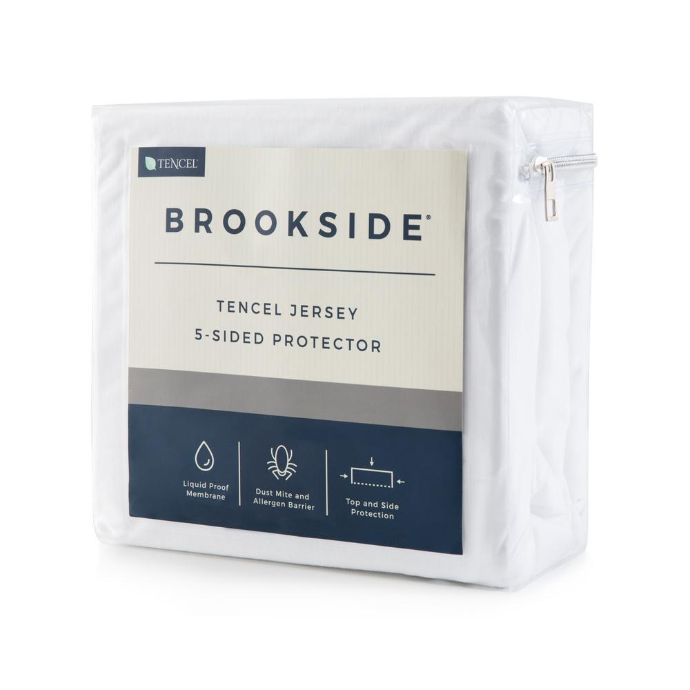 Brookside Tencel Jersey Fabric Polyester 5 Sided Full