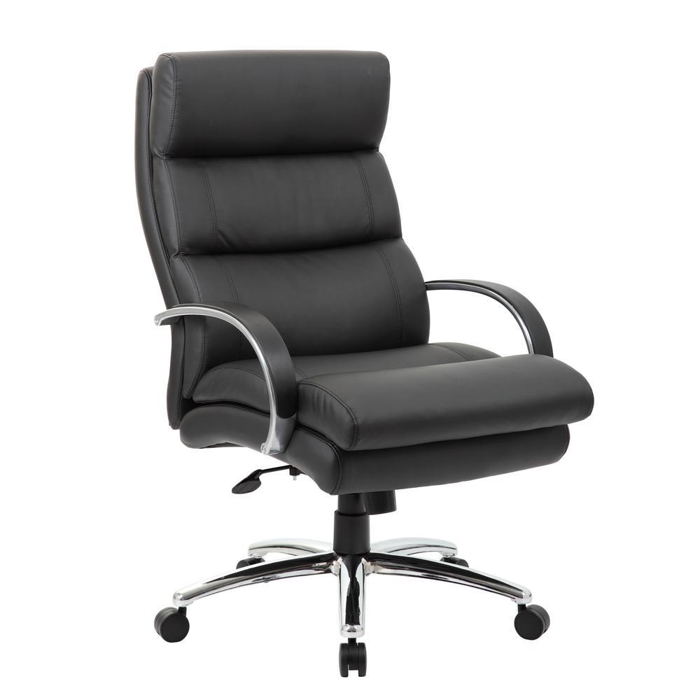 Black Heavy Duty Executive Chair B994-BK
