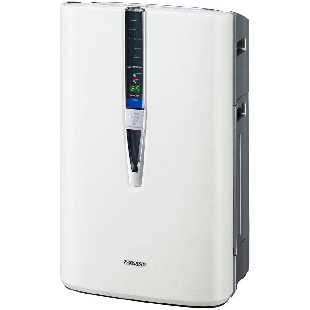 Sharp Plasmacluster Air Purifier with Humidifying Function