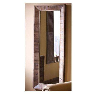 60 in. H x 24 in. W Avalon Natural Mirror
