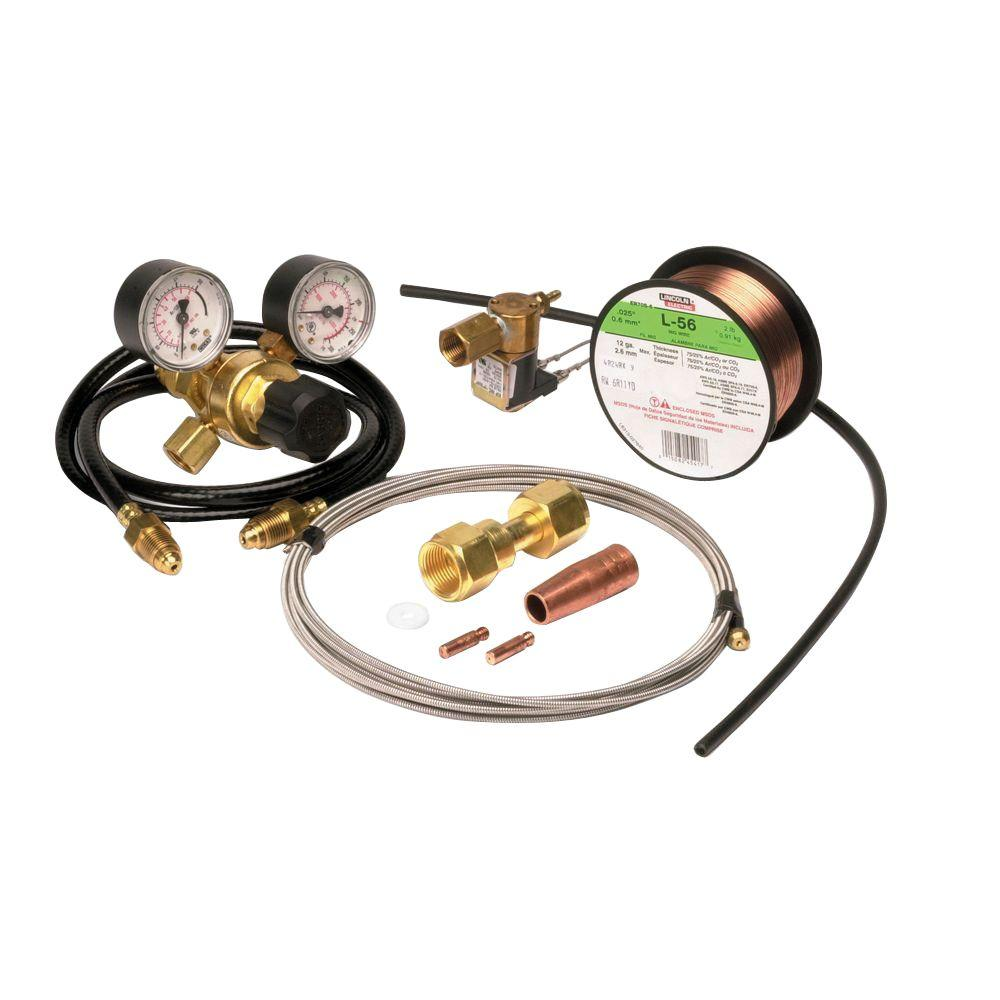Lincoln Electric Weld-Pak 100 Wire Feed Welder MIG Conversion Kit