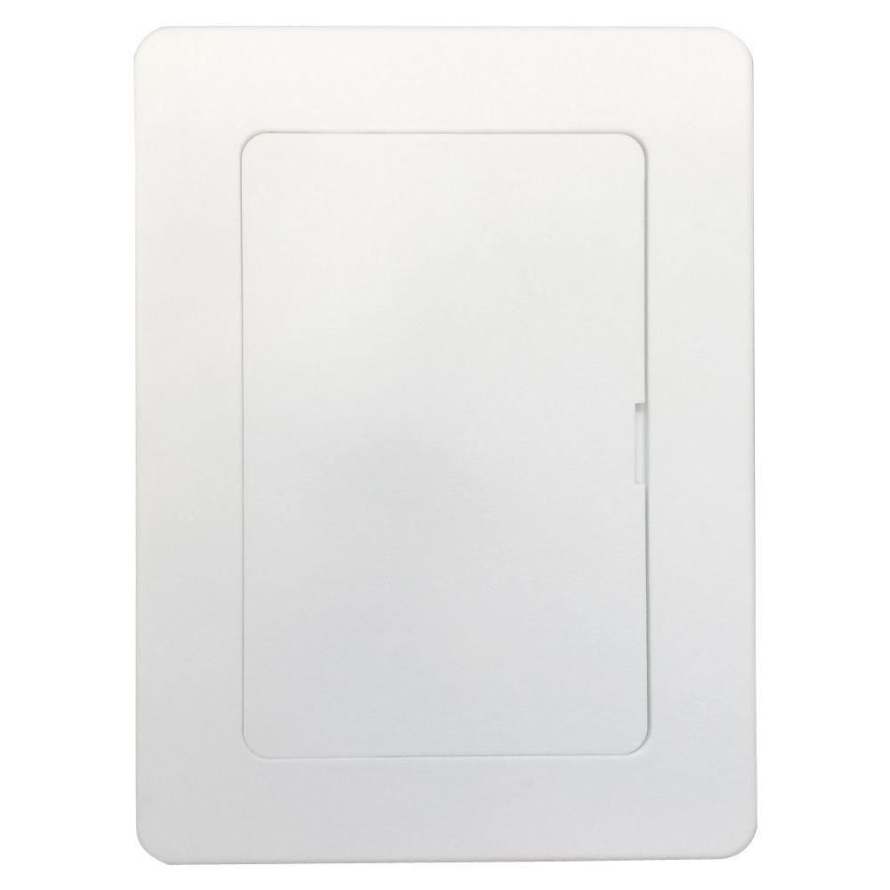 4 in. x 6 in. Plastic Wall and Ceiling Access Panel