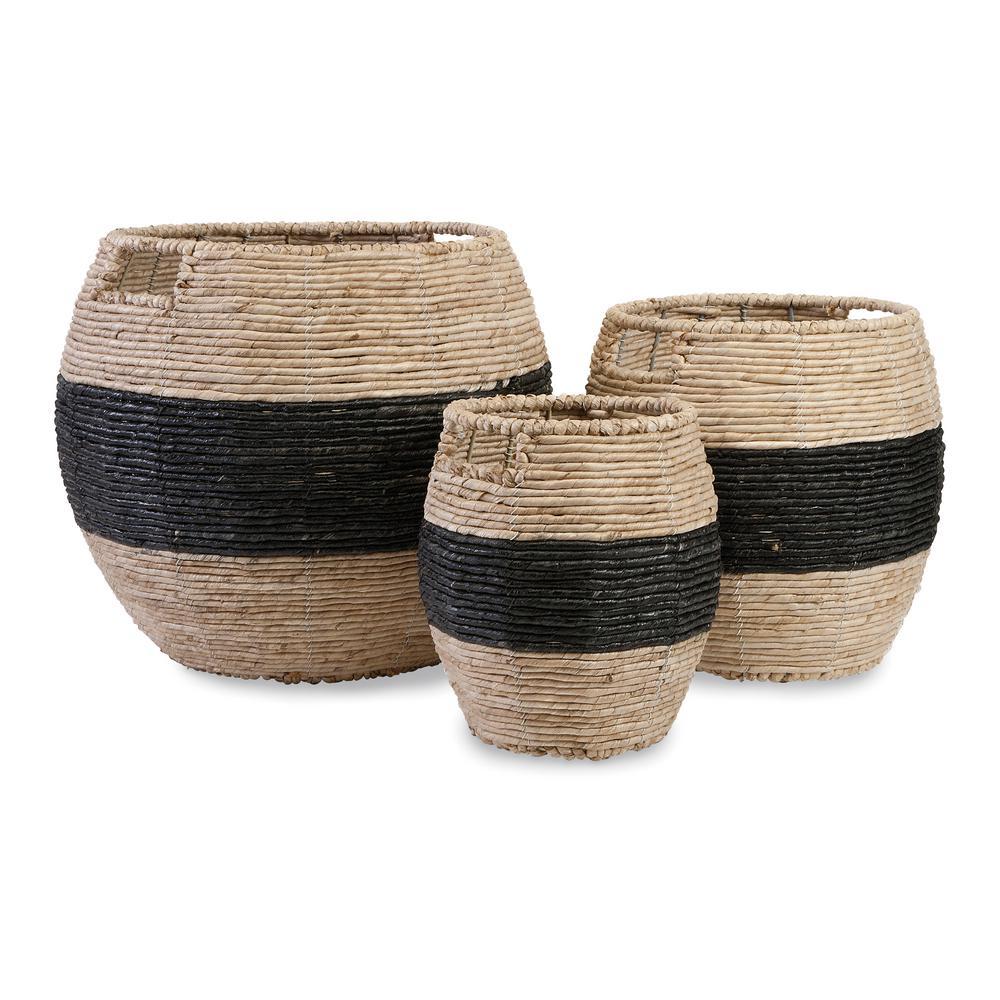 Dorran Woven Baskets (Set of 3)