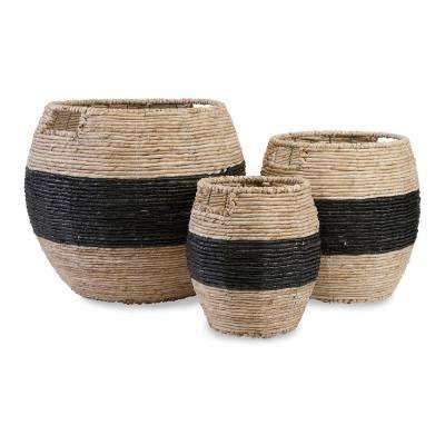 Dorran Woven Baskets (Set of 3)