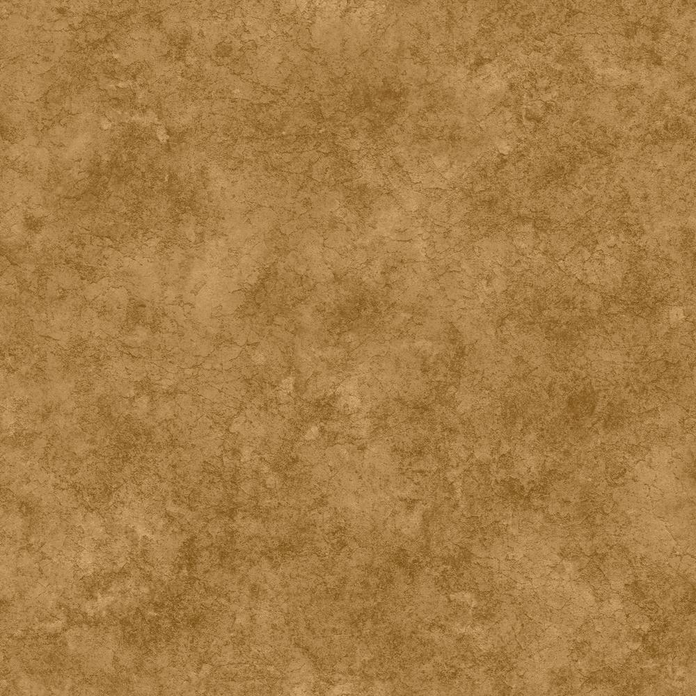8 in. x 10 in. Reale Bronze Stone Wallpaper Sample