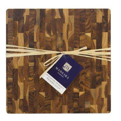 Architec Teak-End Grain Chop Block
